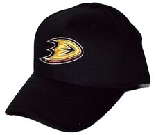 fdab1442324 Anaheim Ducks Reebok Face off NHL Hockey Team Logo Adjustable Cap Hat