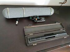 Sennheiser MKH 70 P 48 mkh70 Shotgun/Rifle Mikrofon Mit Rycote Shockmount & Korb