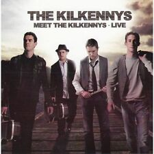 Meet The Kilkennys - Live [Audio CD] The Kilkennys (Irish Folk CD)