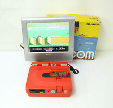 Twin Famicom Disk System Sharp Game Console AN-500R