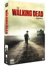 THE WALKING DEAD STAGIONE 2 (4Dvd)-COFANETTO UNICO, NUOVO, ITALIANO