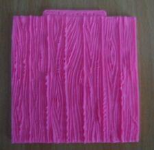 Fleur Motif de dentelle Texture Gaufrage silicone tapis gâteau carré de fondant print C