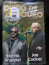 CD Joe Cocker Stevie Wonder Rare Sealed