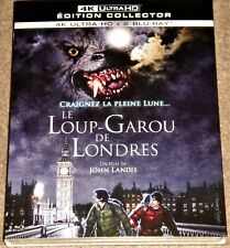 More details for an american werewolf in london 4k uhd edition /import/4k dolby vision / 3-discs