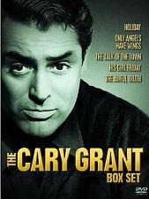 Cary Grant Box Set (DVD, 2006, 5-Disc Set, 5 DVDs) Katharine Hepburn NEW