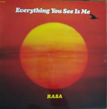 Rasa - Everything You See Is Me -  Vinyl LP 33T