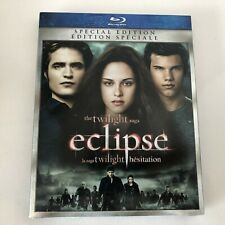 The Twilight Saga: Eclipse (Blu-ray Disc, 2010, Canadian) New Sealed