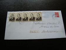 FRANCE - enveloppe 2002 (cy50) french