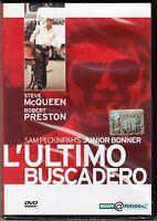 Dvd **L'ULTIMO BUSCADERO** con Steve McQueen nuovo 1972
