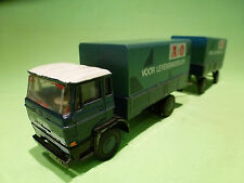 LION CAR  1:50    DAF  A  EN  O  LEVENSMIDDELEN    -   IN  BAD CONDITION