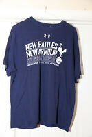 Under Armour Tottenham Hotspur New Battles New Armour 2012 XL T Shirt