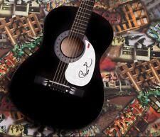 GFA BEN FOLDS Five Frontman Ben FOLDS Signed Acoustic Guitar AD1 COA