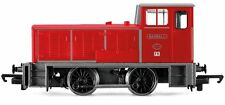 Red HO Scale Locomotives