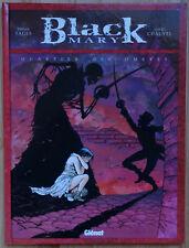 Black Mary - Quartier des ombres - Fages et Chauvel - Glénat 1994
