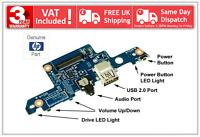 HP Envy X360 M6-AR M6-AQ003DX AQ005DX AQ103DX AQ105DX USB Power Button Board