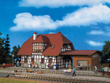Vollmer 43501 H0 Railway Station Sparrow House # NEW ORIGINAL PACKAGING #