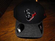 Houston Texans New Era 39Thirty Hat.  Medium-large.   Navy