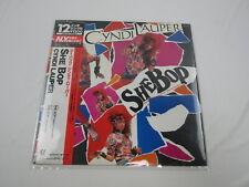 Cyndi Lauper She Bop Ebay