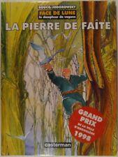 Jodorowsky & Boucq - FACE DE LUNE vol. 2: LA PIERRE DE FAITE. HC