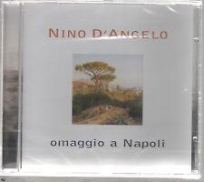 NINO D'ANGELO OMAGGIO A NAPOLI CD  SIGILLATO!!!
