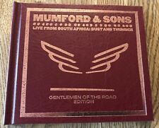 MUMFORD & SONS - Live From South Africa: Dust And Thunder *3xBR/CD* Blu-Ray