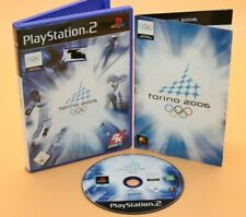 Torino 2006 - Olympic Winter Games - PlayStation 2 / PS2 - Olympische Spiele
