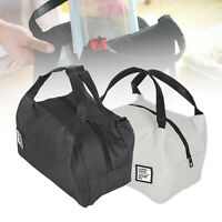 Thermal Insulated Lunch Bag Cool Bag Picnic Adult Kids Food Storage Lunch Box UK