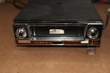 New ListingAntique Vintage Car Stereo early60s 12Vdc 4-Track, 8-Track player working Muntz