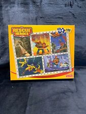 Fisher Price Rescue Heroes Jigsaw Puzzle 100 Pieces  Brand NEW Sealed