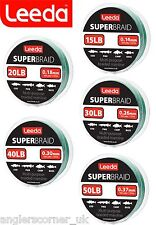 Leeda Super Braid / 150yds or 300yds / Fishing Line