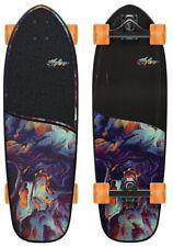 Obfive Surf Skate Cruiser Skateboard Complete Millennial Rkp1