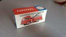 CIJ Boîte vide Renault 2,5 t incendie pompier ancien 3/95 pas JRD Solido Norev