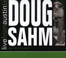 Doug Sahm - Live from Austin Texas [New CD] Digipack Packaging