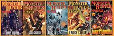 Larry Correia MONSTER HUNTER NEMESIS Series Paperback Set of Books 1-5!