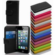 Cover BOOK Style for APPLE IPHONE Protection Pocket Etui Flip Case Wallet Card