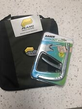 New Plano Tackle Logic Bag With HookRemoval Pliers