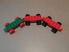 LEGO DUPLO 3 TRENO / veicolo basi-GANCIO APERTO (gmt11)