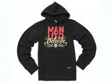 0599 NIKE MANCHESTER UNITED TAILLE XL SWEAT À CAPUCHE HOODED À HAUT ROONEY