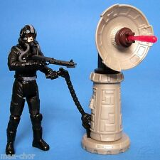 STAR WARS ULTRA RARE rots loose NOIR CLONE TROOPER pilote Comme neuf. C-10+