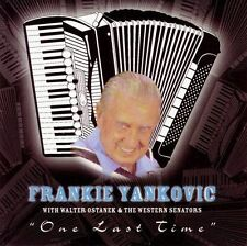 One Last Time by Frankie Yankovic (CD, Jun-2000, BRAND NEW SEALED FREE SHIP USA