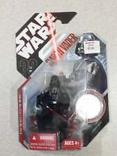STAR WARS 30TH ANNIVERSARY DARTH VADER WITH COIN A NEW HOPE