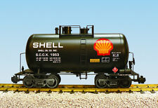 USA Trains G Scale Beer Can Tank Car R15221  Shell - Black