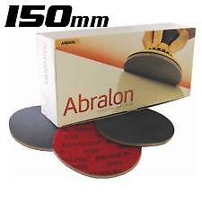 "Abralon Mirka DA Discs 6"" 150mm P4000 Box 20"