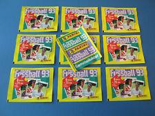 Panini 93 Fussball Bundesliga 1993 10 OVP Tüten *TOP*