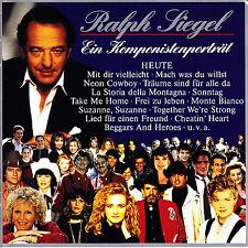 RALPH SIEGEL - 2 CD - Ein Komponistenporträt - HEUTE