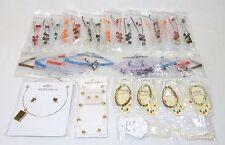 Wholesale Fashion Jewelry ~ 600 pcs @$.50 ea ~ QUALITY Necklaces & Earring Sets