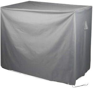 Schutzhülle für Gartentische  grau, Größe ca. 125 x 70 x 94 cm Oxford 600D