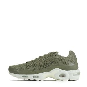 Men's Nike Air Max Plus Breeze Tuned Trainers Shoes UK 7