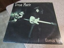 TEENA MARIE! - Emerald City, 1986, Epic Records, FE 40318, Pre-Owned