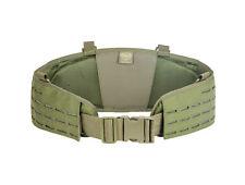 Valken Tactical Battle Belt Laser Cut Olive X-Large Molle Web Belt D-Ring New